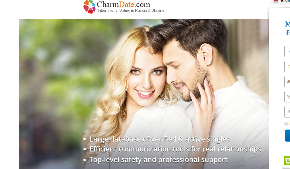 CharmDate Review